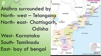 #andhrapradesh #boundaries