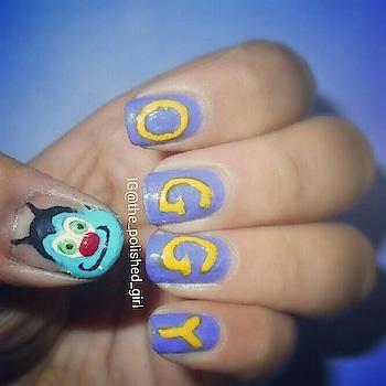 #throwback to March 5,2016 #oggyandthecockroaches nails.  #nails #nail-addict #nail-designs #nailartaddicts #nailartdesigns #nailfashion #nailpolish #nailie #nailblogger #nailarttutorial #nailartforbeginners #nailpromote #nailartfun #naildiaries #nailpaintlove #nailart #nailartlove #nailartist #nailartworld #nailartoohlala