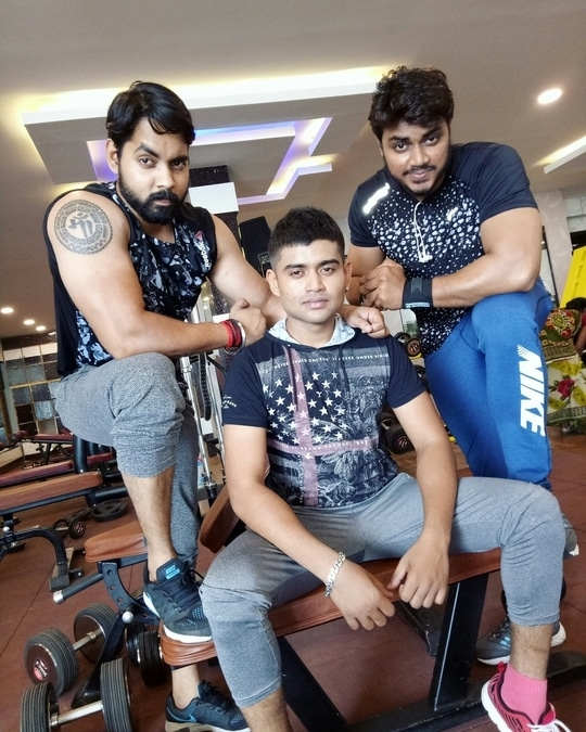 Its time to Workout....💪💪💪