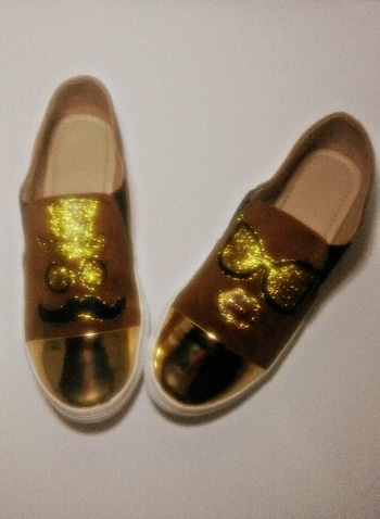 Dashing and party wear slip-ons( Please follow my website 👈 ) for order👉www.shop101.com/Be-unique