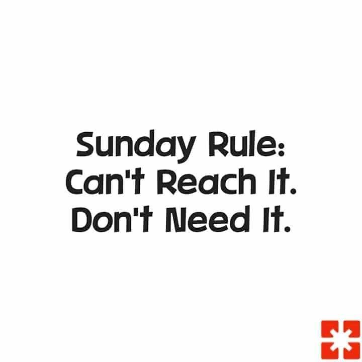 Set your Sunday Rules right! . . . . . #theredbox #crazysexycool #bethebomb #weekendwiththeredbox #weekending #supersunday #happyshopping #happyday #relaxandshop #girlsshopday #shopandchill #chillday #sundayvibes #weekendvibes #happyday #goodvibesonly #sundayfunday #letitroll #coffeeandshopping #sundays #sundayshopping #quirkycollection #weekending #theredboxsunday #thesaleison #shopathalfprice #letsgetstarted@soroposo