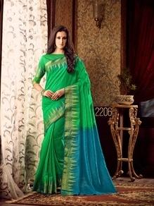 GREEN SILK SAREE  #strollay #picoftheday #traditionalwear #wedding #eidcollection #saree  #sarees