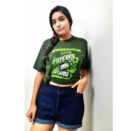 @clovia love the oversized tee ❤❤ . . #roposotalenthunt #fashion #delhi