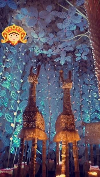 #decorations #authentic #bengaliartwork #masterpiece #awardwinner #oneofthebest #roposotalenthunt