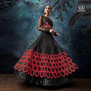 Buy Now @ http://bit.ly/VJV-HOTL7086  Desirable Black Color Silk Designer Anarkali Suit  Fabric- Silk  Product No 👉 VJV-HOTL7086  @ www.vjvfashions.com  #salwarsuit #salwarkameez #punjabisuit #indianwedding #model #bridal #bridalsuit #weddingstyle #occasionwear #sabyasachi #weddingwear #bridesmaids #salwarsuits #anarkalisuit #plazzo #plazzosuit #punjabi #kurat #ethnic #traditional  #designer #desifashion #online #shopping #designer #punjabisuit #vjvfashion #kurti