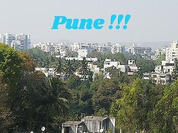 Pune  !!! #myphotography #pune #cityview #randomclick #lovepunecity #citylife