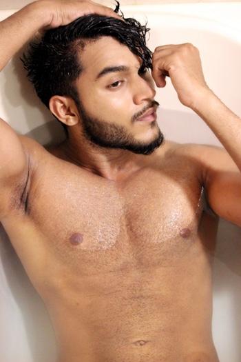#beard-model #modelife #puneblogger #punefashion #punemodels @mihir.shaikh