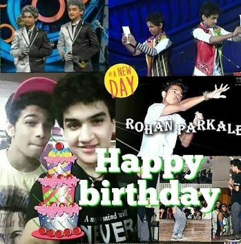 #anewdayhappy birthday bro rohan