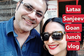 Goan food vlog #watchnow #lataasanjeev ,click on the link https://youtu.be/zpNqtwjE5Kk