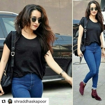 indiafashionblogger.com @shraddhakapoor .....makes looking comfortable oh so stylish !!! Find out more about her look on the blog 👉indiafashionblogger.com #indiafashionblogger #kajalmishra #shailygupta #ifbteam #followme #fashionblogger #travelblogger #followforfollow #staystylish #vogue #fashionista #shraddha_kapoor #ootd #roposo #roposofashion #fashionista #staystylish #soroposo #roposolive #roposolove #roposolovers #roposome #roposomakeup #roposo-makeupandfashiondiaries #roposobeautyblogger #roposostyletalks #roposopic #roposogal #roposodaily #fashioning #blogger #post #fashionblogger #ootd #ootd #ootdroposo #shraddha #shraddhakapoorairportlook  #Repost @shraddhaskapoor with @repostapp ・・・ Clicked on highway ' Follow - @shraddhaskapoor ❤❤ #shraddhakapoorsuperfans #shraddhagems #shraddha_kapoor #kapoors #kapoor #okjaanupromotions #aashiqui2 #ekvillain #baaghi #baaghi29april2016 #love #indonesiaku #airportfashion #okjaanu #shraddha @shraddhakapoor #asianbeauty #indonesia