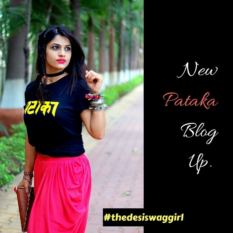 Thank you, @PrintOctopus for an amazing collaboration. Totally crushing over this pataka t-shirt.💃💃 Hey Guys, check out my new #Pataka Blog in collab with @PrintOctopus . ________________________________________________ Clink on the link and show some love by liking and commenting. Let me know how did you find my #pataka look! #fashionblog #fashionblogger #fashionista #fashionlover #stylish #bloggerslife #life #love #followers #instafollow #instahappiness #instagood #indianblogger #indian #mumbai #pune #desiswag #girl #bohovibes #bohomein #boholover #punemodels #modelslife
