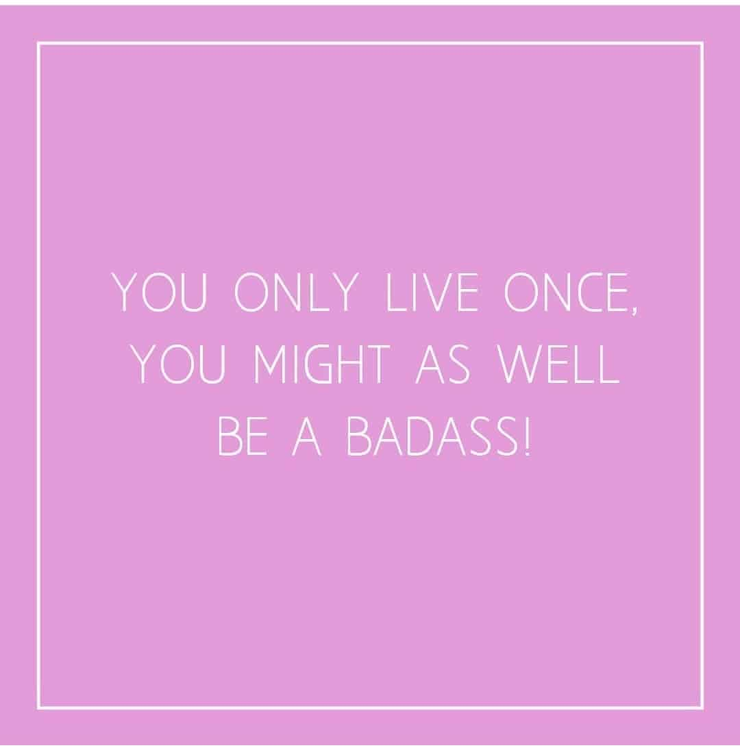 Badass Mode On! 😎👊🏼 . . . . . #theredbox #spiceitup #crazysexycool #badass #live #yolo #yoloyolo #youonlyliveonce #mode #word #words #wordporn #quotes #life #tuesdaystyle #tuesdaythoughts #weekday #wordgasm #wordstagram #instaword #instabadass #instadaily #instapost #instagrams #tuesdayquote #instamode #instafashion #instaquotes #bebadass #newcollection