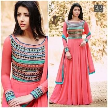 Buy Now @ https://goo.gl/3nKytQ  Energetic Rose Pink,Green Color Designer Floor Length Suit  Fabric-Georgette  Product No 👉VJV-NAAI1026  @ www.vjvfashions.com  #chaniyacholi #ghagracholi #indianwear #indianwedding #fashion #fashions #trends #cultures #india #womenwear #weddingwear #ethnics #clothes #clothing #indian #beautiful #lehengasaree #lehenga #indiansaree #vjvfashions #bridalwear #bridal #indiandesigner #style #stylish #bollywood #kollywood #celebrity #outfits #vjvfashions #salwarkameez