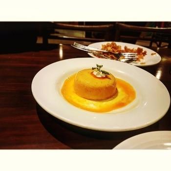 sharing my love for desserts! #mango #pudding #foodgasm #foodonroposo #foodisfuel #foodpics #foodporn #foodphotography #followforfollow #followme #followontwitter #followoninstagram #followusnow #bongbalika #share #so-ro-po-so #blogger #ropo-beauty #ropo-good