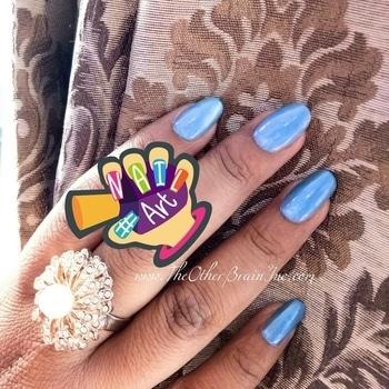 Showing my true colors with #avontruecolour  nail paint range by @avonavon  ---------------------------------------------------------------------------- #naildesign  #manicure  #nailpic  #bignails  #instadaily  #beauty  #girlystuff  #polish  #love  #nailspiration #nailsoftheday  #nails2inspire  #nailsonfleek  #nailpolish  #nailpromote #nailfeature  #nailpolish #nailart  #nailswithrhinestones  #nail-designs  #fashion  #nailstagram  #cute  #avon  #avonindia  #indianblogger  #styleblogger  #theotherbraininc #nailart