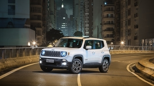 Waiting for this car Jeep Renegade to Hit Indian Roads 😊👌👌