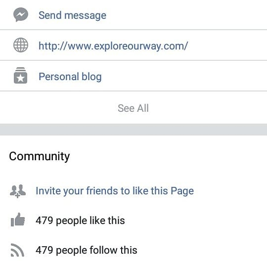 Guys do follow @exploreourway in all social medias..😍 Just 21 more left for 500 likes🙈 Also subscribe the blog 😍❤💯 #eow #exploreourway