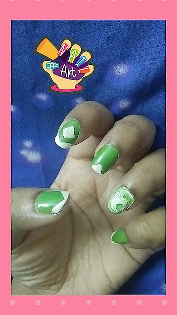 #greenroom #naturekepass #rainydays #nail-designs #nailartwow .. #nailart
