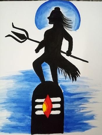 #painting #art #my-art #amazing-art #arts_gallery #artshow #roposo-art #godpics #shiva #roposo-god #drown #roposo-drowing #drowinginowndreams #drowning #paintingsforsale #paintingaday #paintinglover #jai---shiv--shankar--bhoenath #bholenath #fan-of-bholenath #jai---shiv--shamho--bholenath #har-har-mahadev #mahadev_mahadev #mahadev_ke_diwane__ #mahadevkediwane #mahadevlover #mahadevv #mahadevquotes #jai somnath ... har har mahadev... ॐ त्र्यम्बकं यजामहे सुगन्धिं पुष्टिवर्धनम् । उर्वारुकमिव बन्धनान्