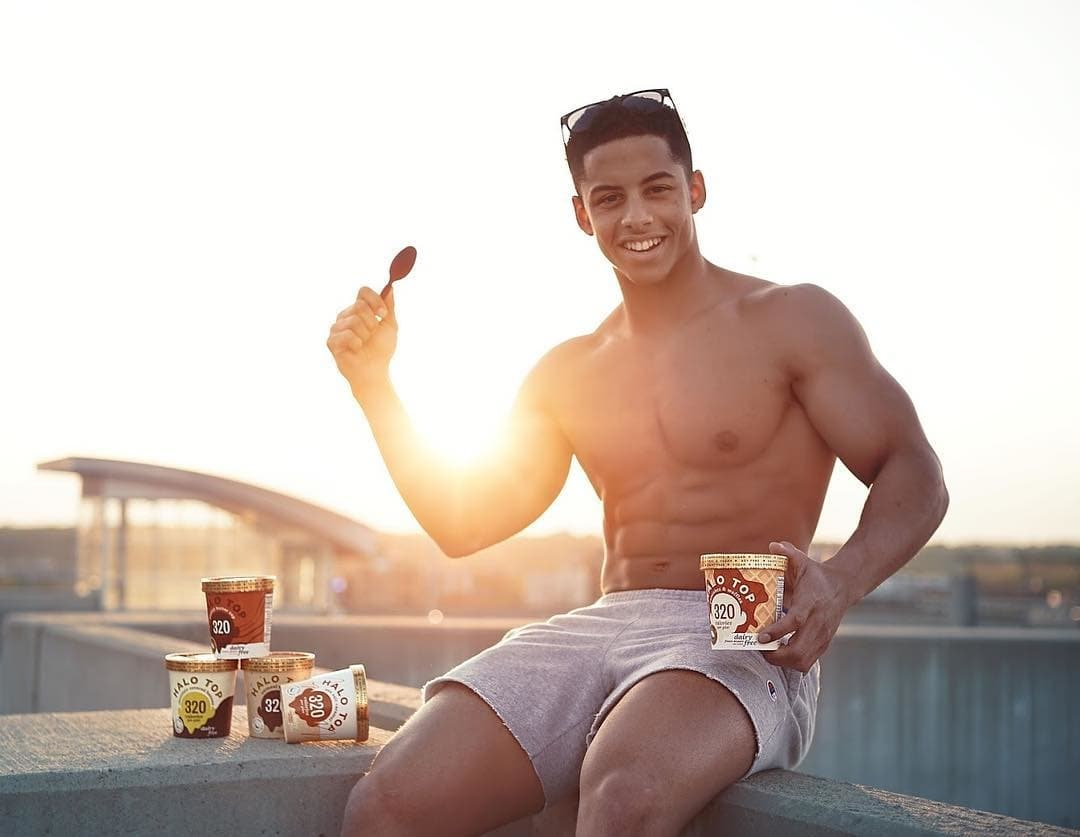 ☀️Curbing summer cravings with the new dairy free @halotopcreamery Comment your favorite flavor!🍨🙌🏽 #creamy #dairyfreeicecream #halotop #fitlife #healthyliving #healthyeats #summer #health #fitness #fit #photography #instapic #fitnessmodel #fitnessaddict #fitspo #workout #bodybuilding #cardio #gym #train #training #health #healthy #instahealth #healthychoices #active #strong #motivation #instagood #determination #lifestyle #diet #getfit #cleaneating #eatclean #exercise#instafit #motivation #fit #photography #instapic #fitness #gymlife #pushpullgrind #grindout #flex #instafitness #gym #trainhard #eatclean #grow #focus #dedication #strength #ripped #swole #fitnessgear #muscle #shredded #squat #cardio #sweat #grind #lifestyle #pushpullgrind#mcm #wcw #fitfam #fitspo #fitness #transformationtuesday #quote #quotes #inspiring #motivation #fitnessquote #youcandoit #justbringit #dreambig #success #staypositive #noexcuses #photography #instapic #active #grind #pushpullgrind #focus #dedication#run #runner #running #photography #instapic #fit #runtoinspire #furtherfasterstronger #seenonmyrun #trailrunning #trailrunner #runchat #runhappy #instagood #time2run #instafit #happyrunner #marathon #runners #photooftheday #trailrun #fitness #workout #cardio #training #instarunner #instarun #workouttime