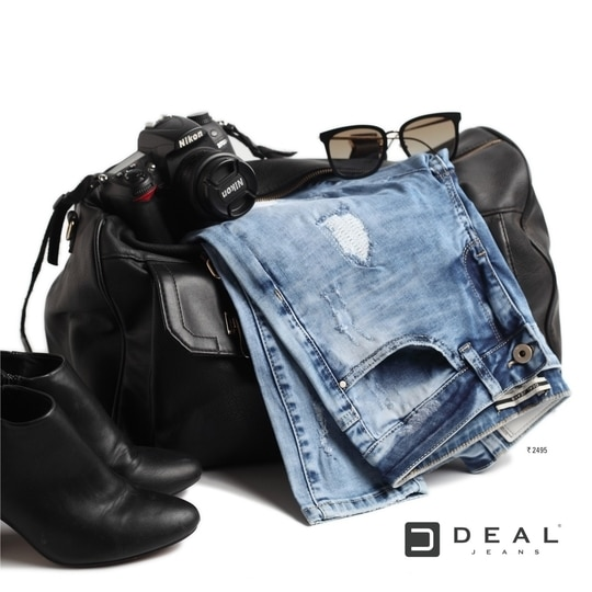 Making your winter ready for adventures! #DealJeans