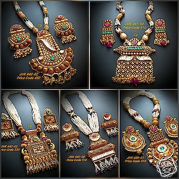 Price : Rs.2500/- upto 3600/ New arrivals in traditional necklace sets😘 Kindly DM us for pricin & further queries. #necklacecollection #antiquejewellery #noida  #antiquenecklaces #igers #southindianbride #occasions #wedding #engagement #delhi #indianbride #bridalcollection #gujjubride #southindian  #artificialjewellery #fashionblogger #glamorzia #exquisite #jewelleryblogger #stylediaries #newarrivals #necklacesets #punjabiwedding #gujarati #bengali #delhifashion #indianwedding #punjabibride #bridesmaids #