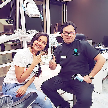 CROSSROAD Dental clinic You are the reason I Smile Brighter ...  Special thanx to Dr. SHAMS, You are the best !! #highlyrecommended #mydubai #dxb #dentist #mydentist #smile #sugarzzz #supmumbai #loveit #bigsmile #artist #myindiafitindia #gujarattoglobe #gujju #dubailife #roposo #rop-beauty #rops-style #rops-star