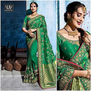Buy Now @ https://goo.gl/66jcN4  Amazing Green Art Silk Designer Traditional Saree  Fabric- Art Silk  Product No 👉 VJV-ALOU1107  @ www.vjvfashions.com  #saree #sarees #indianwear #indianwedding #fashion #fashions #trends #cultures #india #instagood #weddingwear #designer #ethnics #clothes #glamorous #indian #beautifulsaree #beautiful #lehengasaree #lehenga #indiansaree #vjvfashions #pretty #celebrity #bridal #sari #style #stylish #bollywood #vjvfashions