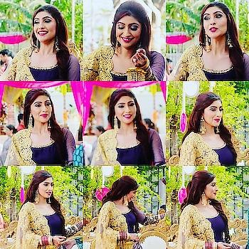 #diltohappyhaiji #starplus #tvserial #actressstyle #bridetobe #shootmode #geetanjalisingh #geetanjalisinghofficial #instafame #twitterweek #google