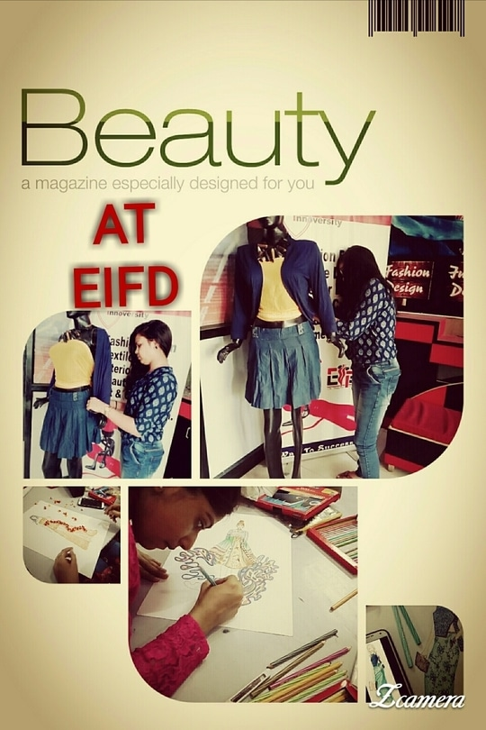 Fashion display #creativedaily # career opportunities in fashion#institute #illustration #eifd  Elite Institute of fashion design