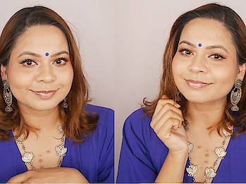 New Video is now up on; www.YouTube.com/user/TheLeiaV  I tried following Deepica Mutyala's Makeup Tutorial  Link is in the bio ⬆️ #contentcreator #youtuber #beautyblogger #indianyoutuber #beautyvlogger #singaporebeautyblog #singaporebeautyblogger #clozette #theleiavblog #theleiav #itriedfollowingamakeuptutorial #deepicamutyala #tintfam