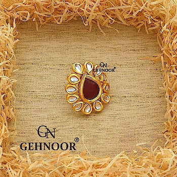 Rings are the most essential part of any attire and we love it when they are Statement Rings that are perfect for any occasion! 💞 . Presenting our Gorgeous Kundan and Ruby Studded Statement ring which is adjustable! 💎 . Grab these at an amazing offer price! 💖 . www.gehnoor.com 💻 . FREE SHIPPING anywhere in India 🚙 . Cash On Delivery Available across India 💲 . WhatsApp at 07290853733 📱 . www.facebook.com/Gehnoor/ . gehnoor@gmail.com 📝 . #bride #kundannecklace #indianbride #photooftheday #instabride #bridalwear #bridaljewellery #tags #like #likeforlike #followfollow #followus #followback #gehnoor #earrings #chandbali #kundan #usa #canada #uk #saudiarabia #uae #ring #cocktailring #cocktailjewellery #statement #statementring #ruby #emerald