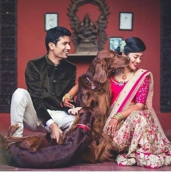 cute couples .....❤😘😘😘 #couplegoals  #coupleshoot  #mangoals  #animallovers  #doglover  #me_also_dog_lover