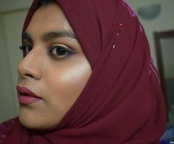 highlight for days😍😍 #makeup #makeupaddict #muadelhi #highlightonfleek #blindinghighlighter #glow #roposotalenthunt