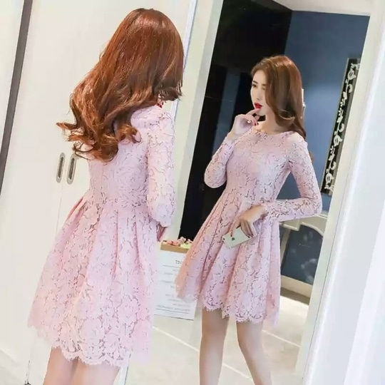 For buy Wats up to 9971200243 LACE DRESS....    SIZE...32/34Bust...  LENGTH...36.....