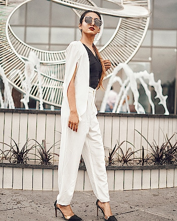 That boss girl look!😎 I am so in love with this look of mine which i have created a couple of time back. what you guys have to say about it ? . . 📷- @rahulsutariya . . #fashionblogger#fashioninfluencer#lifestyleblogger#suratblogger#indianblogger#fahsionpost#fashioninspo#sheingals#sheinoutfit#sheinofficial#bossgirl#bossbabe#dowhatmakesyouhappy#loveyourself#postoftheday#riyalekhadia