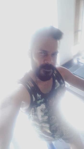 #workout #gym #sunlight #gymlife #workoutmotivation #workoutclothes #beard #beardedmen #beardlove #guy #athlete #athletic