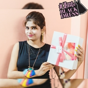 Watch sugarbox unboxing and review video on my YouTube channel : Sudeshnasworld . #roposo #roposogal #ropo-style #ropo-post #ropo-love #ropobeauty #sugarbox #sugarboxindia #sugarboxunboxing #monsoon #monsoonstyle #outiftoftheday #outside #outs #love #self-love #love 💕  #skyblue #morningvibes #morningselfie #morning #goodmorningworld #littleblackdress