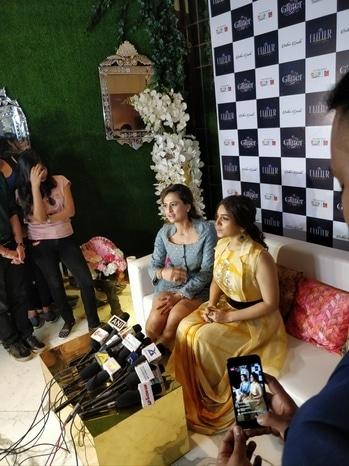 Bhumi Pednekar inaugurates Times Glitter Runway 2017 #weddingexhibition