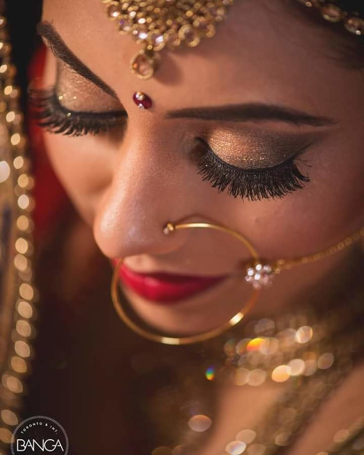 Nose rings are the 'Must Have' piece of jewelry for every bride this season! So here's the pick of the best - from bold to classic - there's something for every bride :)