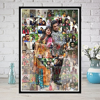 Happy Customer🤗❣️ Order Done  Special Heart Touch❣️ 3D PHOTO MOSAIC💞 👉soft copy by Mail Available👍 👉With frame A4 size And Big A3 Size Available Create Your Memories ❤️Let your memories Shine✨ ✨ ❤️50-70 pics need And 150 pics extra charge ❣️❣️❣️❣️ Direct Message For Order🎁 @photo_art_store @gifts_shopping_time  @gift_online_store  @gift_personalized_magazine Special🎁🎁🎁🎁🎁😘 😍SPECIAL PERSON😍 Keep Ordering😍😍 Birthday Couple Friendship Family Anniversary 😍😍 😍 DM for Order  #surprises #specialgift #happybirthday #birthdaygift #birthdaygifts #customisedgifts #uniquegifts #giftsforher #giftsforhim #giftsforcouple #anniversarygifts #anniversarygift #personalisedcards  #handmadegifts #handmadecard #womanentrepreur #femaleentrepreneur #giftideas  #photo_art_store #gifts_shopping_time #gift_online_store