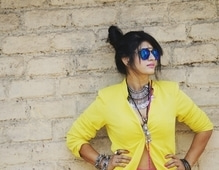 Guys do check my new blog  #desiswaggirl ..click click on link bio and do comment if you like my blog...#soroposo #fashionforecast2017  #thedesiswaggirl