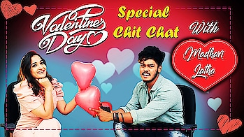 #valentinesday😍😍 Special Chit Chat with #MadhaviLatha #MaheshMachidi😎 @telugu_videos_adda @video__tanz @processvideo @teluguvideosongs @telugutiktokofficiall @telugu_love_songs @waltzings @teluguvideosofficial @telugusongss @telugu @telugu__tiktok @telugu.trending.videos @telugu_comedy_clips @telugu_best_tik_tok_videos @dubsmashtelugu8 @indiatiktok @tiktok @tiktoktelugu @loversempireofficial @loversfriendsla @lovers @lovely__feelings @just.lifequotes @mix_songs_always_new @hindi.songs_ @hindi_video_states @hindi_video_status_youtub  #celebreties #celebrities_news #famouscelebrities #fashionstyle #fashionshow #celebritiesofinstagram #fashionlook #style #styleblogger #styleinspo #styled #stylebook #styler #styleicon #styles #styleseat #videosongs #tamilvideosongs #telugucomedyvideos #tiktokmemes #tiktok #tiktokvideos #nationalbookloversday #loversdaymovie #songs #albumcover #albumsongs