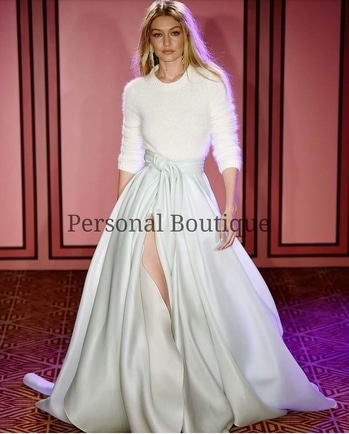 Personal Boutique present you wore by Gigi Hadid #festival #dress #party  #Fashion #springsummer17 #partywear    Starting at 2000 DM for more details 💬 📞  We are waiting for you to connect with Us   Prize vary depending upon client requirements We make #customize dresses  According to your style  Hurry up #ordernow☺️ #shopnow  Get exclusive offers in n every Purchaser