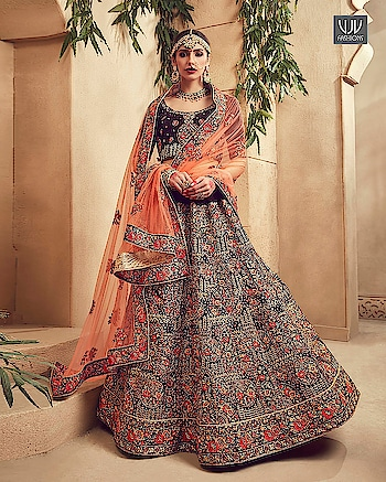 Buy Now @ http://bit.ly/VJV-HITA10004  Auspicious Purple Color Velvet Designer Lehenga Choli  Fabric- Velvet  Product No 👉 VJV-HITA10004  @ www.vjvfashions.com  #chaniyacholi #ghagracholi #indianwear #indianwedding #fashion #fashions #trends #cultures #india #womenwear #weddingwear #ethnics #clothes #clothing #indian #beautiful #lehengasaree #lehengadesign #indiansaree #vjvfashions #bridalwear #bridal #indiandesigner #style #stylish #bollywood #kollywood #celebrity #outfits #lehenga