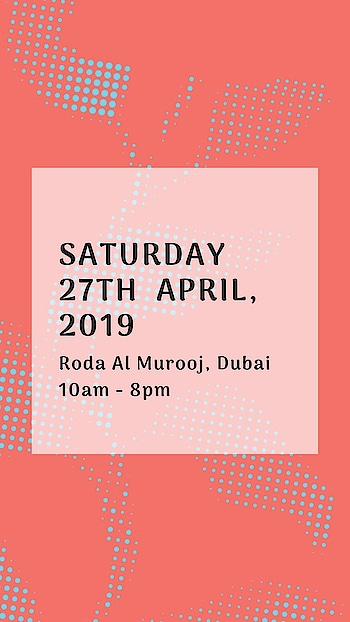 Mark your calendars for an exhilarant fashion splurge!   From desirable looks to exquisite jewelry,  uber-stylish accessories and home decor, discover  your style flavor for the new season  on Saturday 27th April from 10AM to 8PM at Roda Al Murooj, Dubai. . . . #Modista #Modistadxb #Savethedate #RodaAlMurooj #Dubai #lifestyle #exhibitions #premium #India #fashion #couture #homedecor #accessories #style #luxury #grandeur #fashionistas #underoneroof #modistarocks