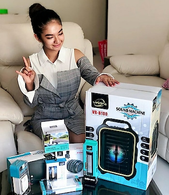 """Hey Guys! Want to Be Unique, Enjoy your moment With#VARNiproducts!! Luxury World of Mobile Accessories@varnitechnology देश की एक ही पसंद#VARNi . . """"VARNi """" the National Premium Mobile Accessories Brand which includes Wireless Speaker, Headset, Wireless Headphone, Power Banks, and many more products covering the whole mobile Accessories Subject. #promotion#brand#electronics#speaker#music#love"""