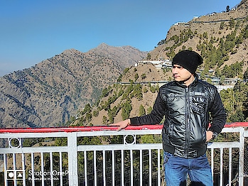 Black is Perfect Colour for Winters.  #black #jacket #leatherjacket #beanies #cap #blackislove #be-fashionable #fashion #winter-style #winter #winteroutfit #nature #jammuandkashmir #styles #roposo #ropo-good #ropo #ropo-style #ropo-fashion #newfashionblogger #fashionbloggerindia #delhifashion #delhitravelblogger #travelblogger #travel-diaries