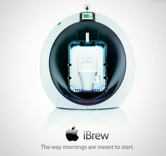 Wont Your Morning Start From This? #roposotalenthunt   #roposoblogs   #roposodaily   #gadget   #technology   #apple   #brew  #morning  #future   #products   #digital   #voteforme   #futuredesign