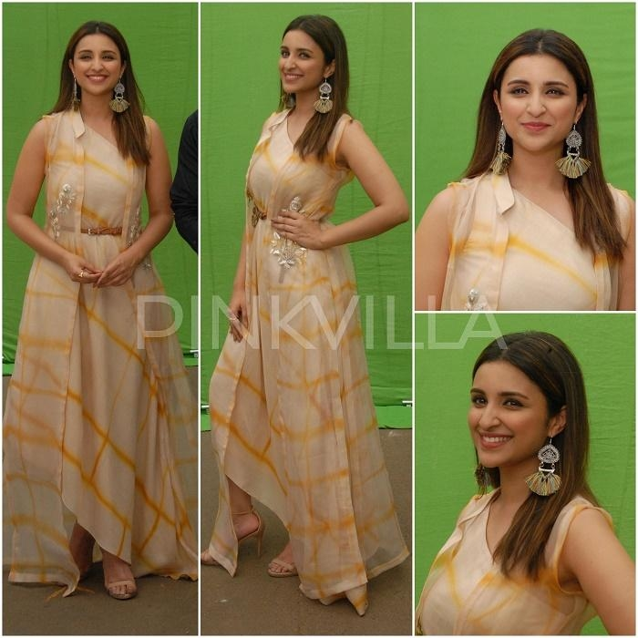 Yay/Nay? Parineeti Chopra in Anoli Shah.